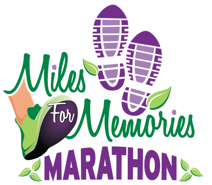 Miles For Memories Marathon Logo